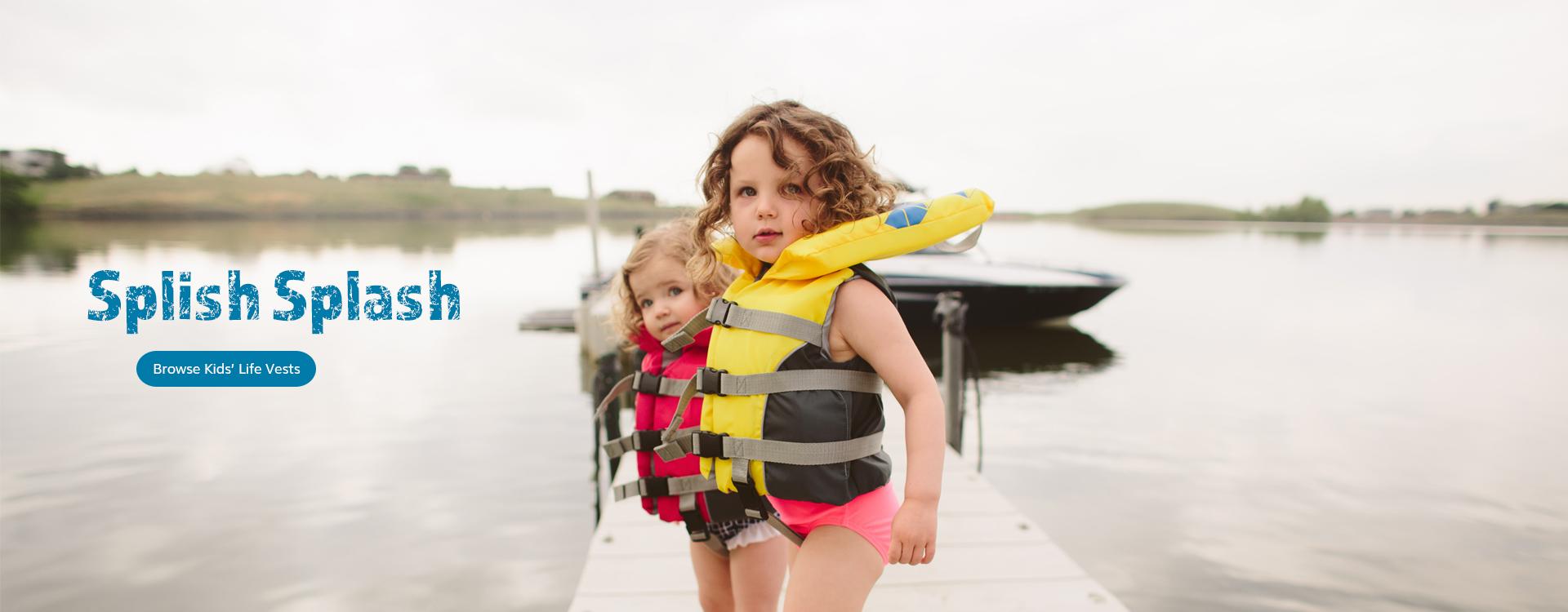 Browse Kids' Life Vests