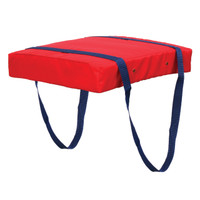 X2O Boat Cushion, Red