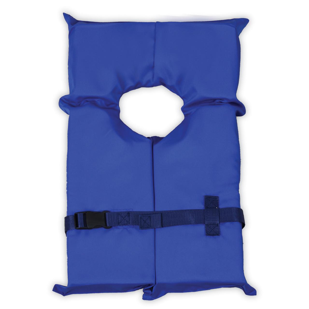 X2O Type II Life Vest, Blue