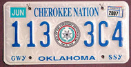 Oklahoma Cherokee Nation 2007 1