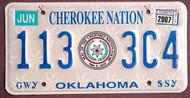 Oklahoma Cherokee Nation 2007 1