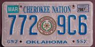 Oklahoma Cherokee Nation 2007 3