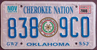 Oklahoma Cherokee Nation 2006 1