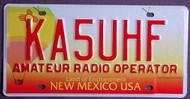 New Mexico Amateur Radio Operator