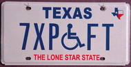 Texas Wheelchair Flat