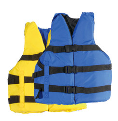 MW 3-Buckle Youth Life Vest PFD