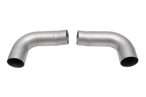 Soul Performance Products | Porsche 997.1 Carrera Muffler Bypass Pipes