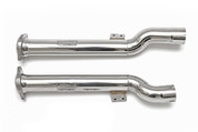FABSPEED | F599 Secondary Catbypass Pipes
