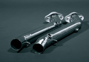 CAPRISTO | Ferrari 360 - Racing Test Pipes (Set of 2)