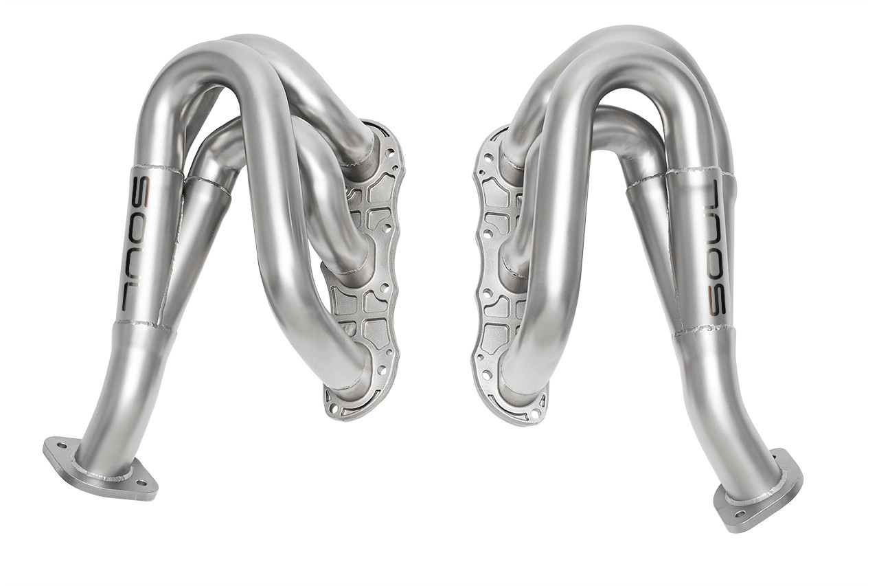 Soul Performance Products | 981 Boxster/Cayman Competition Headers