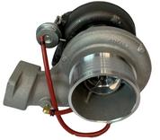 BorgWarner | S410SX | CAT C15 6NZ Big Bore Turbo - 80MM / 1.65 Waste Gated