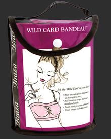 BR6400 Wild Card Bandeau By Braza