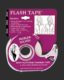 Flash Tape clear