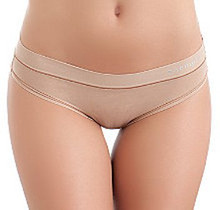Natural  BT978181 Natural/Black/Blue Fits Me! Fits You! Bikini Brief Pantie by b.tempt'd