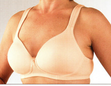 CL759 Basic Softcup Padded Bra - Nude