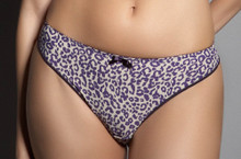 AA4725 Frida Purple Reign Brief Pantie by Freya
