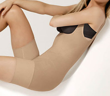 JF001 Nude Frontless Body Shaper