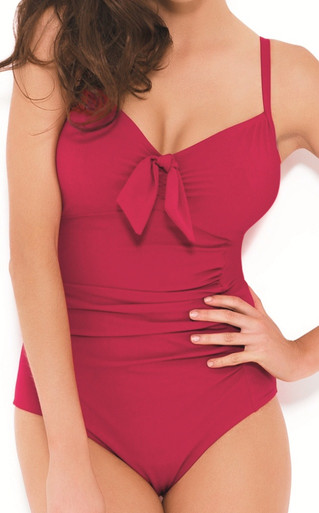 PA0640 Scarlet One Piece Veronoica