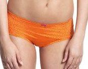 PA7092 Orange Pantie Maddie Animal by Panache