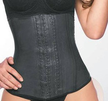 SS2025-770 Secret Skin Thermal Latex Waist Cincher