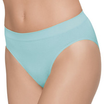 WA834175 Fashion B-Smooth Brief Pantie - Cool Blue