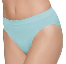 WA834175 Fashion B-Smooth Brief Pantie - Cool Blue