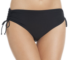 AN8703 Ive Hipster Bikini Bottom - Black