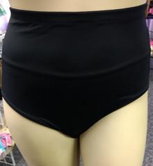 AN8400 Jill Black Swim Bottom