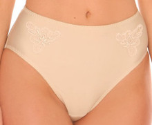 FY-U1012 Fawn Maxine Hi-Cut Brief