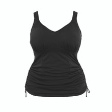 ES7502 Essentials Black Moulded Tankini Top by Elomi