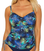 FS6734 Coconut Grove Underwire Twist-Front Tankini by Fantasie