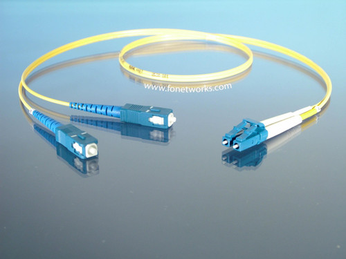 Singlemode Duplex Cable Assembly LC/SC