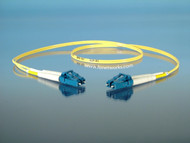 Singlemode Simplex Cable Assembly LC/UPC-LC/UPC