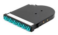 OM4 12 Fiber MTP-LC Low Loss Fiber Cassette