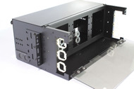 FBC Rack Mount Patch Panel - 4U - 12 MAP Capacity