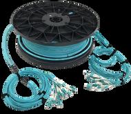 Indoor OFNP Singlemode 12-72 Fiber LC, SC Trunk Cables