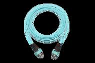 MPO OM3 Fiber Jumpers