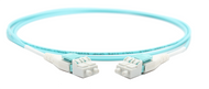 Uniboot switchable LC Duplex OM3 Patch Cord