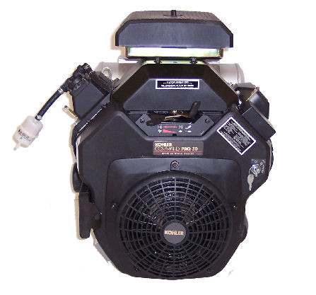 CH750-0005/3005 Kohler Command 30 HP Flat Air Cleaner