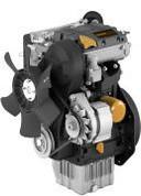 KDW702 Kohler Diesel 16.8 HP ED3B44E0/KDW702-1001/1001A