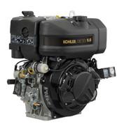 KD400 Kohler Diesel 9.8 HP ED3B22E1/15LD400/KD400-2001/KD420-2001