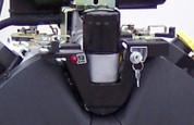Control Panel (Key,Throttle,Choke) (for 32-40 HP Kohler)
