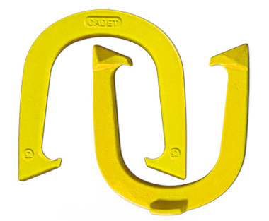 Cadet Junior extra light weight Horseshoes