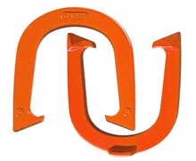 Orange Cadet Horseshoes