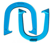 Light Weight Horseshoes Cadet Blue