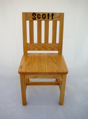 Personalized Child Chair Scott