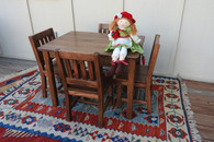 "Table 24"" and 4 Chairs 14"" Seat"