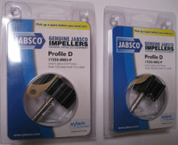Two Pack Jabsco 17255-0003-P