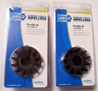 Two Pack Jabsco 13554-0001-P