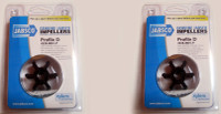 Two Pack Jabsco 4528-0001-P
